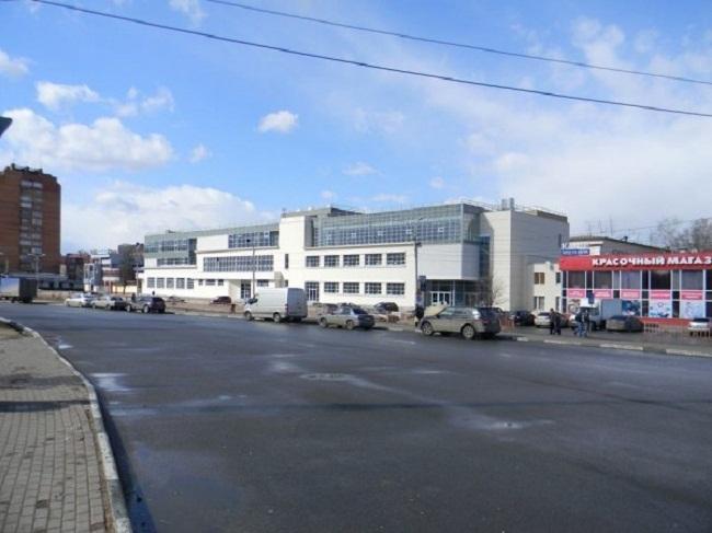Торговый центр «Звезда» © Архитектурное бюро «5 и 5»