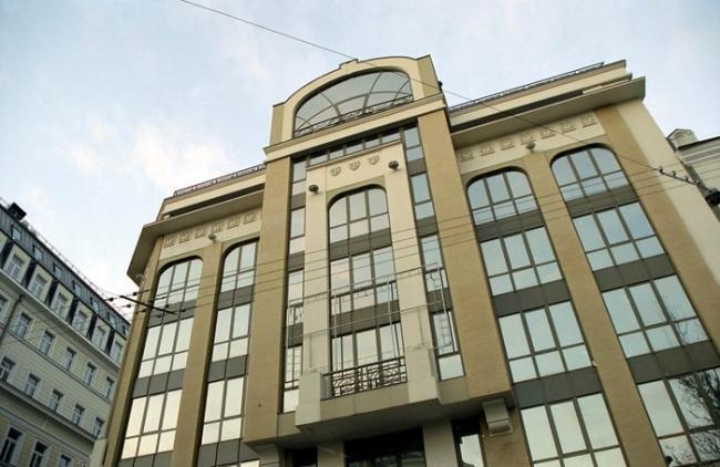 Офисное здание на Садовнической улице