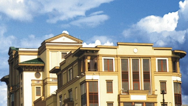 Административное здание «Галс-Тауэр» © Моспроект-2