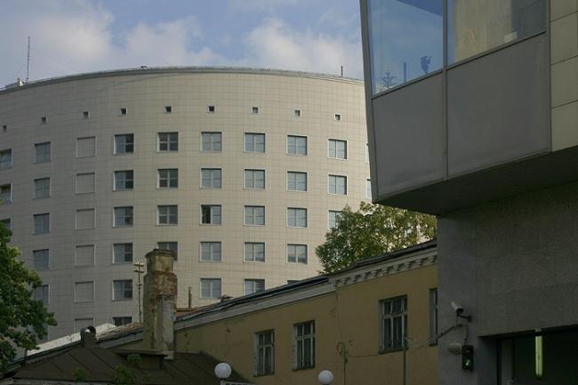 Здание инженерных служб московского метрополитена © Моспроект-4
