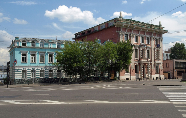 Офисное здание на Большой Почтовой. Фото: NVO via Wikimedia Commons. Лицензия CC BY-SA 3.0