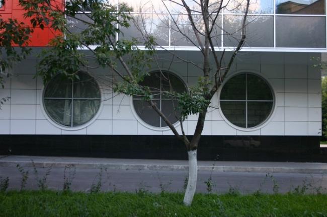 Административное здание в Орловском переулке © Бюро АВ