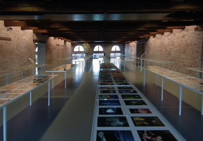 Центр современного искусства Пунта делла Догана. Фотография © Юлия Тарабарина, Архи.ру, 2010