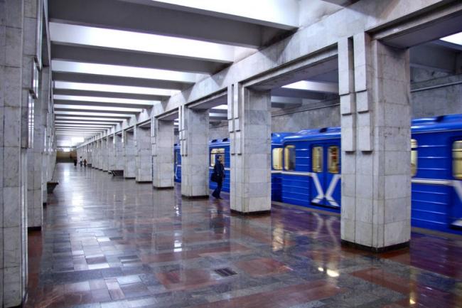 Станция метро «Советская». Фото: Mikhail (Vokabre) Shcherbakov via Wikimedia Commons. Лицензия CC BY-SA 2.0