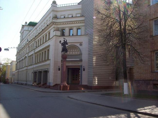 Театр «Комедия». Фото: Torin-ru via Wikimedia Commons. Фото находится в общем доступе