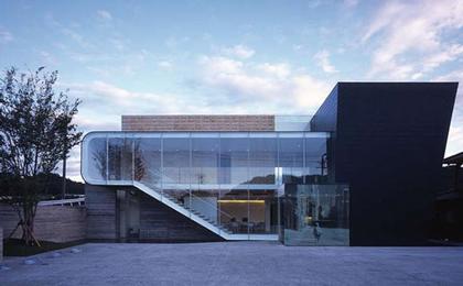 Кейсуке Маэда, UID Architects. Центр Холокоста в Хиросиме. 2007