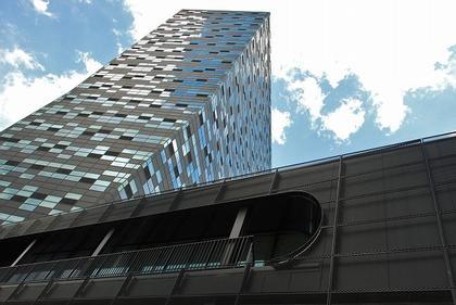 Бюро «Мекано». Центр бизнес-инноваций FiftyTwoDegrees в Неймегене. 2007. Фото © Jack Biemans