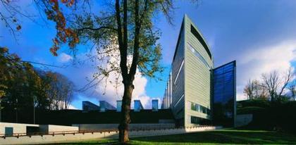 Vapaavuori Architects. Новое здание Эстонского музея искусств в Таллине. 2006