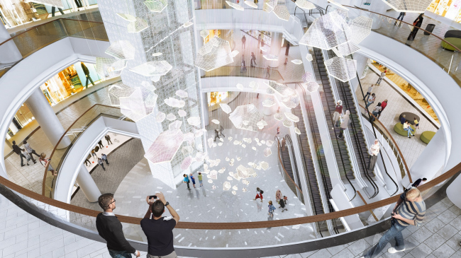 Grozny Mall © Blank Architects