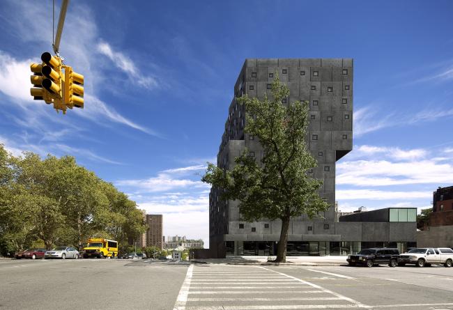 Дэвид Аджайе. Жилой комплекс в районе Шугар-Хилл, Нью-Йорк. Фото: Эд Рив. Предоставлено Adjaye Associates