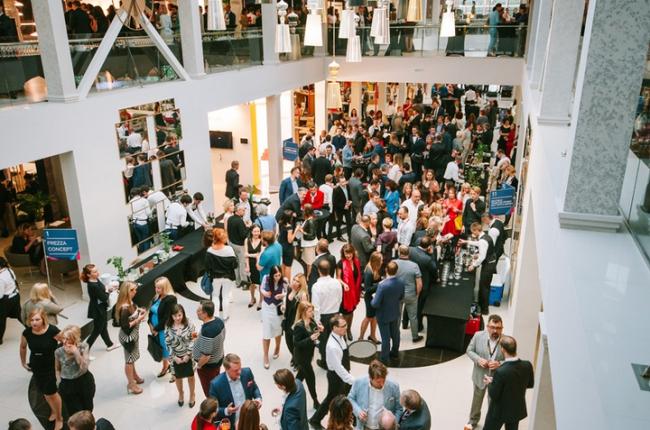 Церемония награждения победителей премии Best Office Awards в Даниловском Event Hall. Фотография предоставлена организаторами премии.