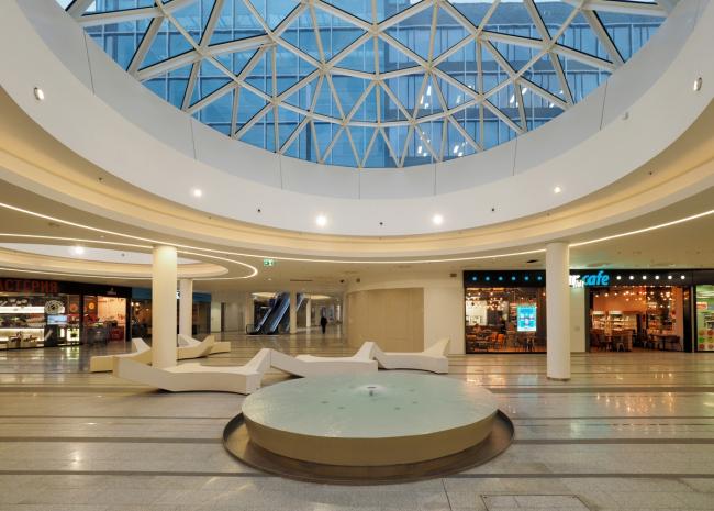 Офисный парк Comcity © Архитектурная студия Cigler Marani Architects
