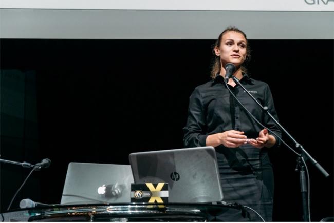 Мария Калашникова. Фотография © GRAPHISOFT