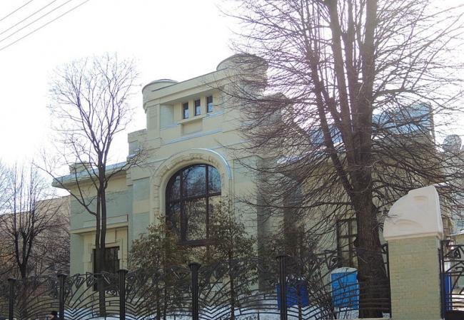 Особняк А.Дерожинской. Фото: Shakko via Wikimedia Commons. Лицензия CC BY-SA 3.0