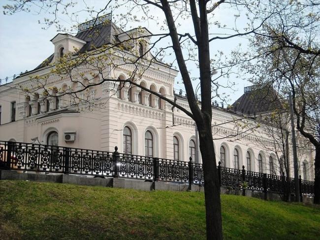 Реставрация усадьбы Замятина-Третьякова. Фото: Elisa.rolle via Wikimedia Commons. Лицензия CC BY-SA 3.0