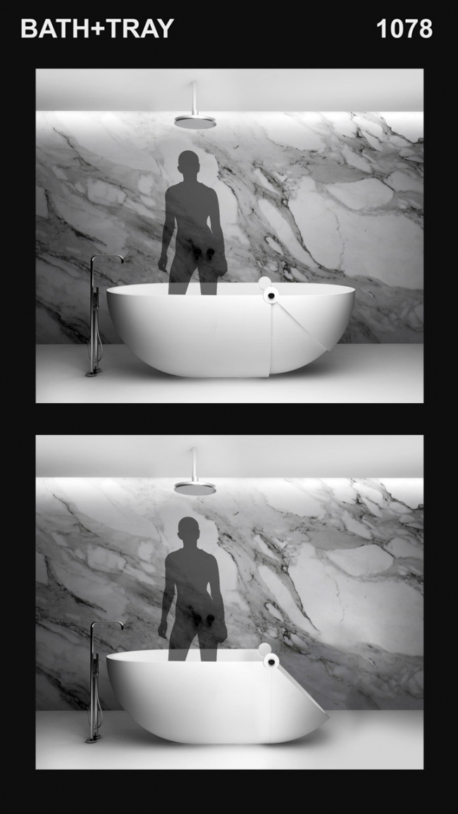 Проект BATH+TRAY. Анжелика Филатова (Studioplan).