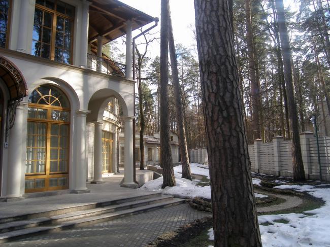 Загородний жилой дом, д. Жуковка, 15 © Мастерская Михаила Филиппова