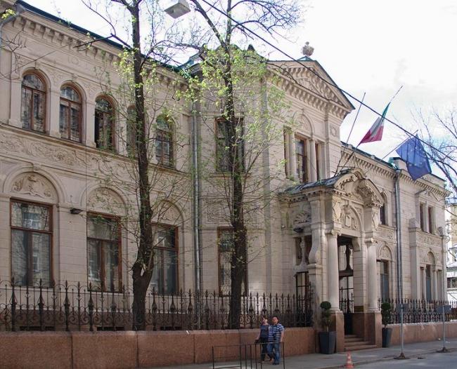 Реставрация усадьбы Берга. Фото: Kalan via Wikimedia Commons. Лицензия CC BY-SA 3.0