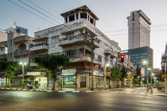 Улица Алленби, 93. Фото © Денис Есаков