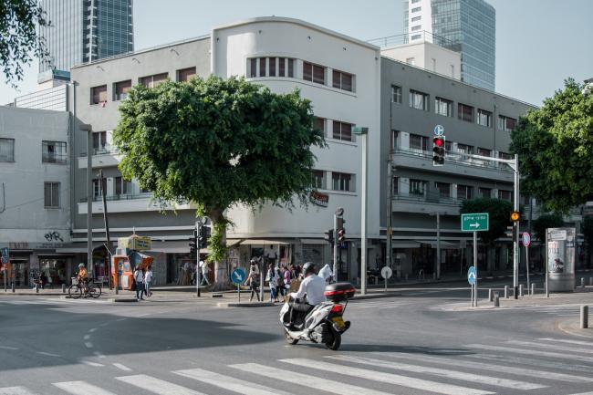 Улица Алленби, 140. Фото © Денис Есаков