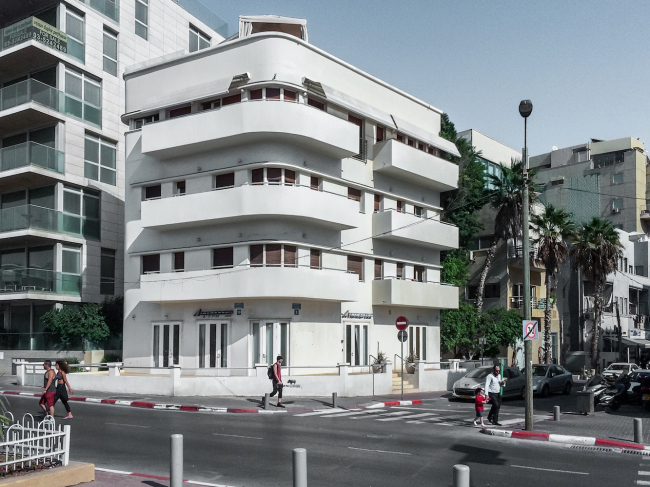 Дом Шика. Архитектор Авраам Кабири, 1934-1935. Фото © Денис Есаков