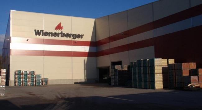 Завод Wienerberger. Фотография © Wienerberger