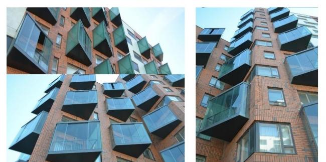 Объект в Таллинне. Фотография © Wienerberger