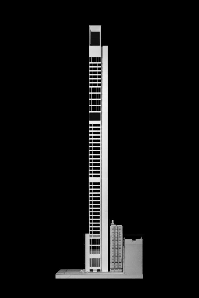 Проект небоскрёба на Пятой авеню, 262, Нью-Йорк © Меганом