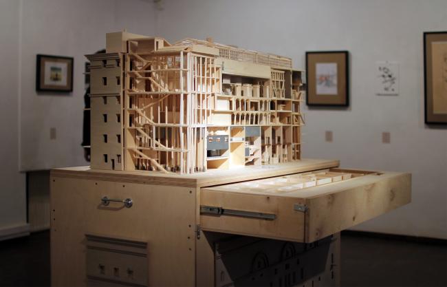 Проект «Трансформатор» студии А. Бродского. Фотография © Юлия Тарабарина