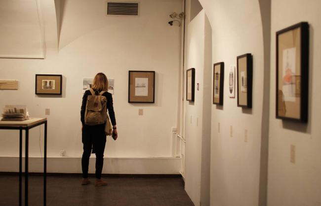 Выставка «МAРШ V» © Юлия Тарабарина