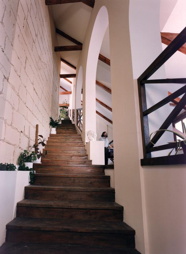 Кваритра «Лестница в небо»