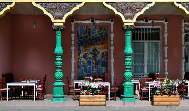 Павильон «Табак». Фото: Dmitry Ivanov via Wikimedia Commons. Лицензия CC-BY-SA-4.0