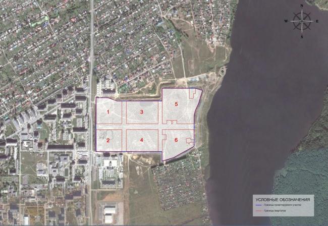 Жилой комплекс «Александровский». Опорный план © Архстройдизайн АСД