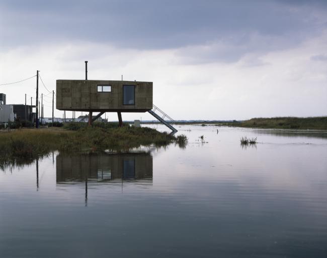 Дом Redshank, Эссекс.  Lisa Shell Architects Ltd + Marcus Taylor. Фото © Helene Binet
