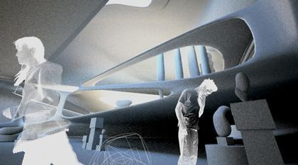 Бюро Span. Проект музея-мастерской Константина Бранкузи в Париже