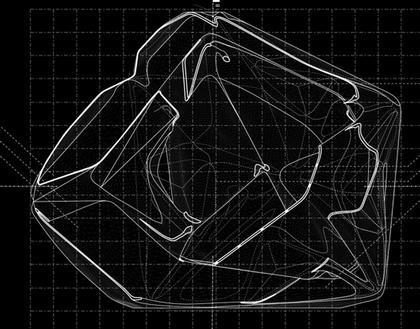Бюро Span. Проект музея-мастерской Константина Бранкузи в Париже. План