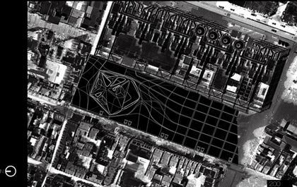 Бюро Span. Проект музея-мастерской Константина Бранкузи в Париже. Ситуационный план