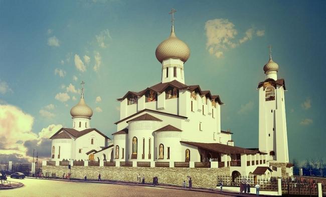 Спасо-Преображенский морской кафедральный собор © Мастерские Андрея Анисимова