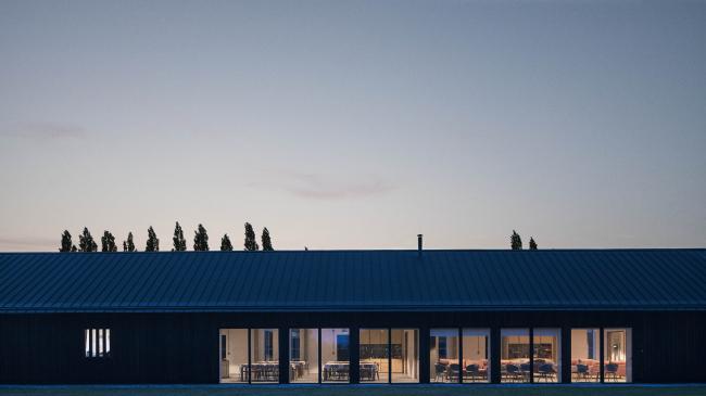 Буддийский ритрит-центр Vajrasana, Суффолк.  Walters & Cohen Architects. Фото © Will Scott