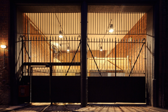 Частный дом Finlays Warehouse, Манчестер.  Stephenson Studio. Фото © Andrew Wall