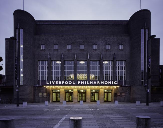 Филармония Ливерпуля.  Caruso St John Architects. Фото © Hélène Binet