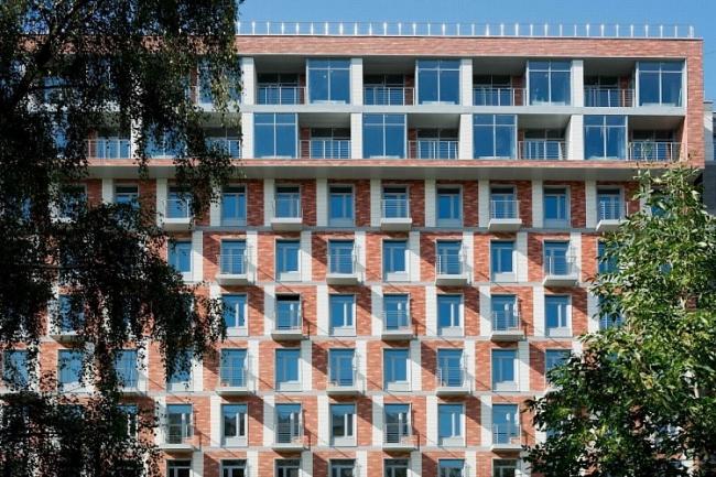 ЖК Реформ © Бюро архитектурных и дизайнерских решений «Пять»