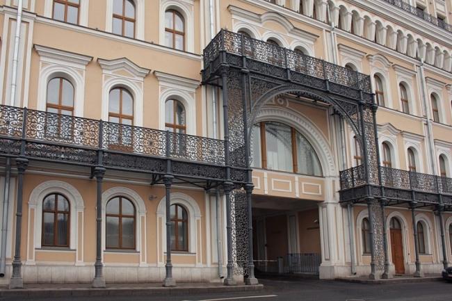 Реставрация гостиницы В.А. Кокорева © Проектное бюро «АрКо»