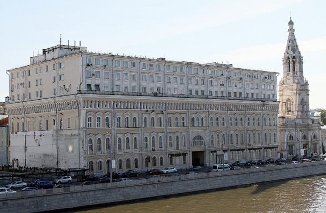 Реставрация гостиницы В.А. Кокорева/ До реставрации © Проектное бюро «АрКо»