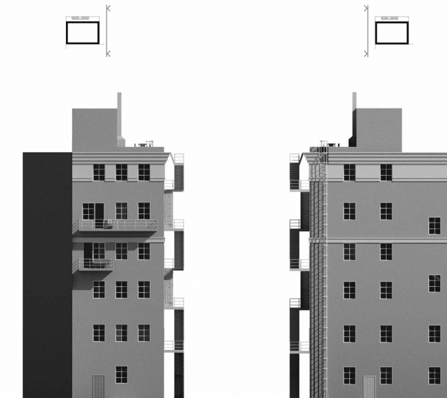 Курсовой проект Александры Полидовец. Студия  Александра Бродского. МАРШ, 2017