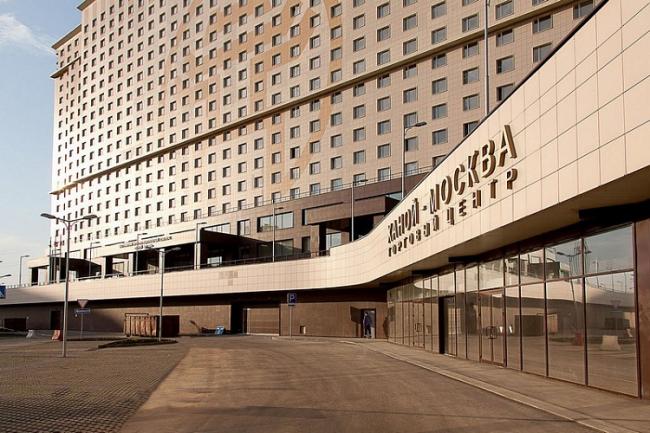 Вьетнамский культурно-деловой центр с гостиницей «Ханой-Москва» © ООО «Проектно-инжиниринговое предприятие «Александръ»
