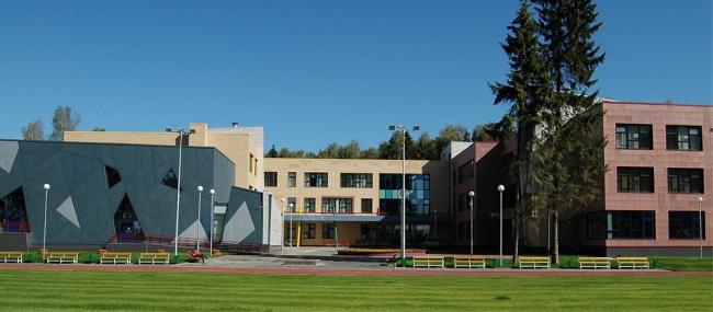 Школа в Зеленограде на улице Радио © ООО «ЗЕЛГРАД-АМ»