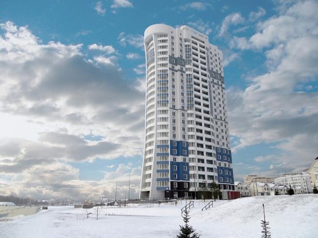 Жилой дом на Живописной набережной © ЗАО «Капстройпроект»