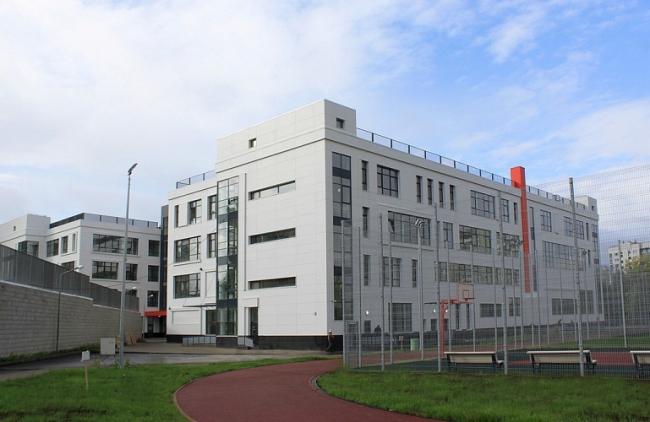 Школа в Бирюлево