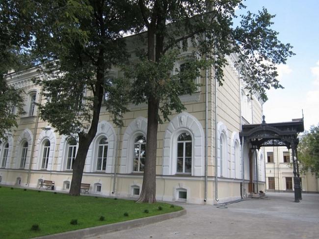 Городская усадьба Суворовых. Реставрация © Проектное бюро «АрКо»